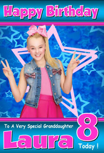 NEW /'DANCE MOMS/' A5 SIZE Personalised Birthday Card ANY NAME AGE// RELATION 2