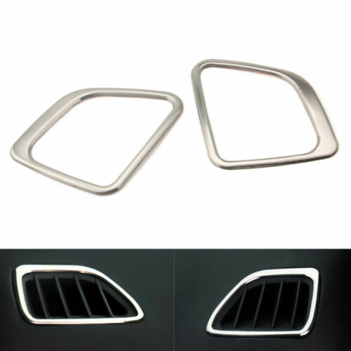 Stainless Steel Car Air Vent Outlet Frame Cover Trim For Buick Encore 2013-2015
