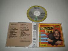 FRANK ZANDER/HIER KOMMT FRANK(ARIOLA/295 992)CD ALBUM