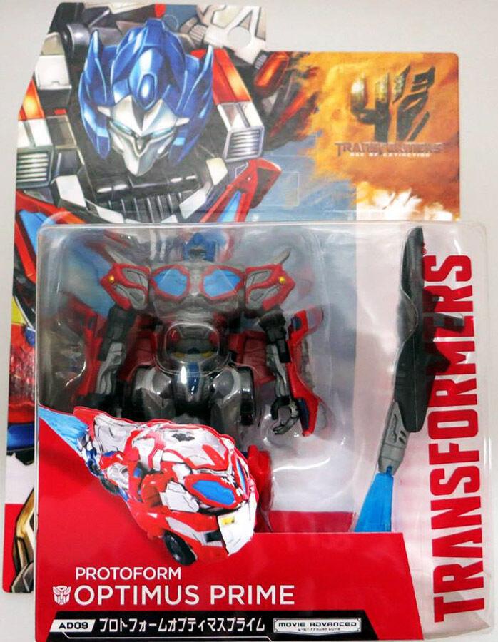 Transformers Takara Age of Extinction AD09 Deluxe Predoform Optimus Prime