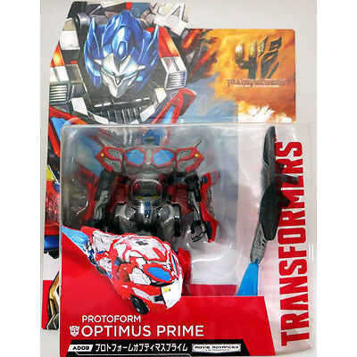 Transformers Takara Jp Ex Age of Extinction #AD09 Deluxe Protoform Optimus Prime