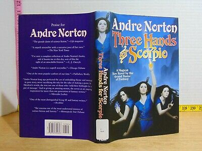 Image result for three hands for scorpio by andre norton