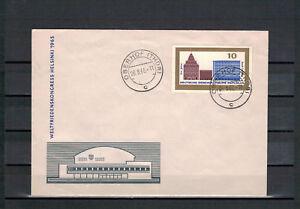 DDR-FDC-034-WF-Kongress-Helsinki-1965-034-MiNr-1126-Oberhof-Thueringen-26-08-1965