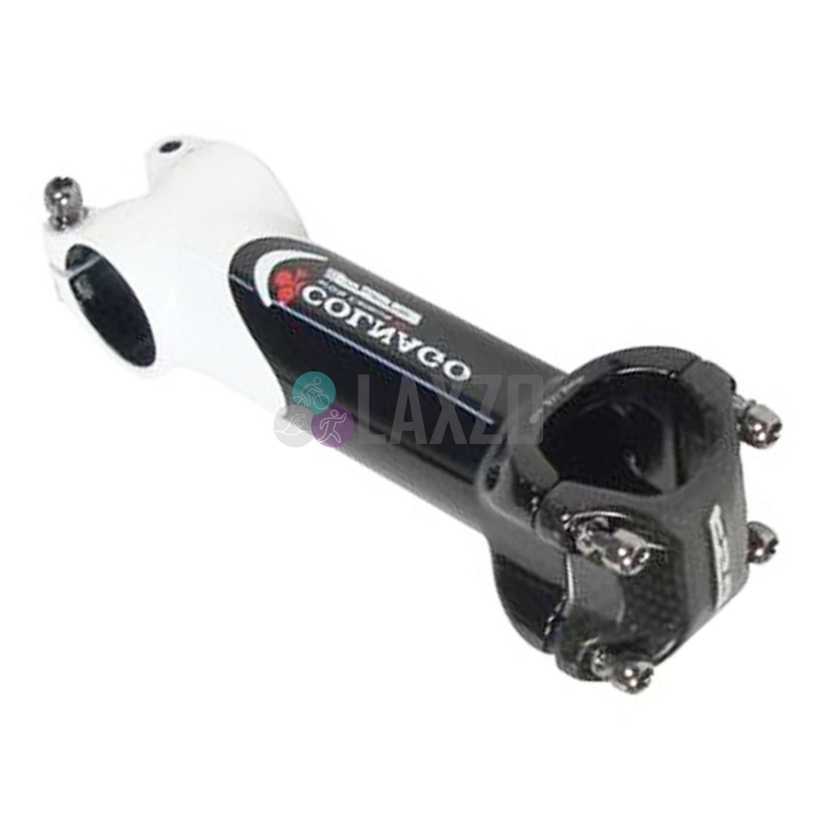 Bicicleta Tallo Fibra Carbono 31.8mm&1.1 8 Dirección CNC 120mm OS-150 B W