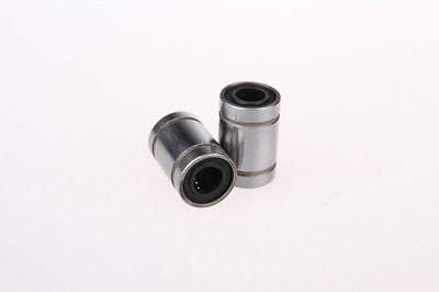 4pcs Reprap Prusa DIY CNC tool LM8UU8x15x24mm Linear Ball Bearing For 3D Printer