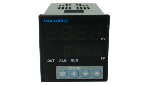 Inkbird ITC-106VH Digital Pid Temperature Controller thermostat fan Fahrenheit