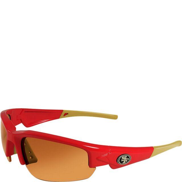 95635b5f2a40 Maxx NFL Team Logo HD Sport Sunglasses - San Francisco 49ers for ...