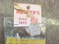 F1 Rare 1 On Ebay 6 Pk Vintage Herter's Coachman Coach Fly Fishing Flies Wow