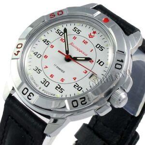 0d18229419a6 Russian men s wrist watches Vostok KOMANDIRSKIE mechanical 431171 ...