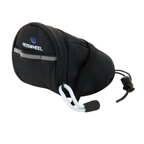 Bicycle Bike Cycling Saddle Back Seat Tail Bag Pouch for Outdoor Riding Travel