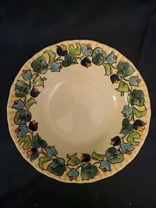 MIKASA-COUNTRY-CLASSICS-DC016-MANORVILLE-10-5-in-VEGETABLE-SERVING-BOWL-Mint