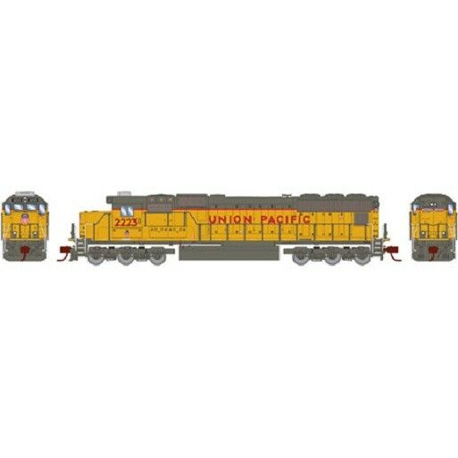 Athearn SD70, Union Pacific MIB de escala N