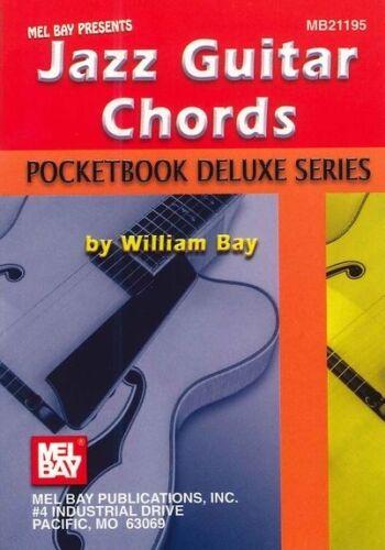 Jazz Guitar Chords Guitar Sheet Music Instrumental Alb Pocketbook Deluxe Series