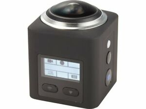 Sports Action Camera Car Dash Cam 1080P HD Waterproof DVR 360° Panoramic camera