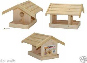 vogelhaus aus holz zum bemalen und basteln vogelh uschen. Black Bedroom Furniture Sets. Home Design Ideas