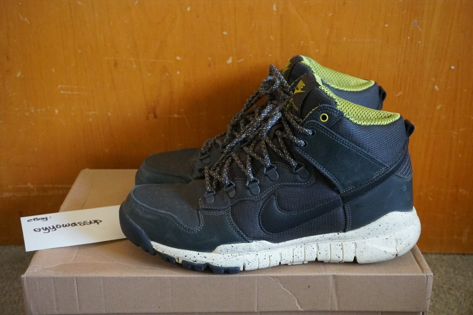 Nike Dunk Dunk Nike High OMS Size 10 252d49