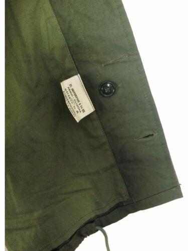 Vintage L Nato Xl U Army S Parka Green Xs Mod s M51 Military M JasKhaki nm0N8w