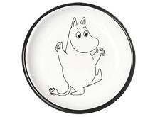 Moomin Enamel Plate 18cm Moomintroll Light Blue *NEW