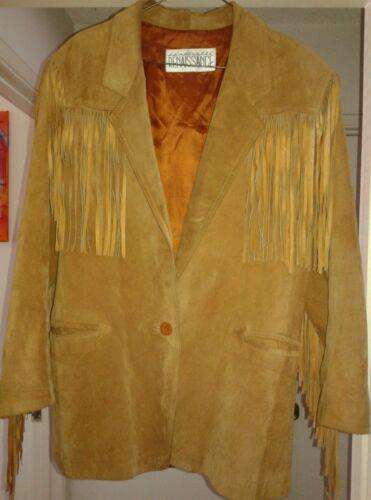 la nauicelle Renaissance Leather fringed Jacket - image 1