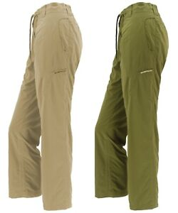 Details About Exofficio Women S Bugsaway Defend R Insect Shield Travel Hiking Pants Us 8