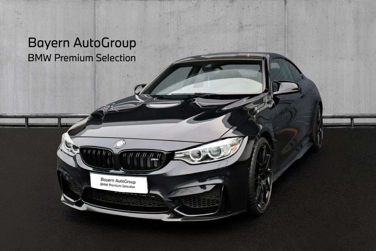 BMW M4 Coupé Competition aut.