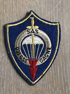 French SAS  Patch