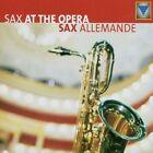 Sax at the Opera (CD, May-2002, Farao Classics)