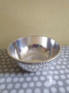 Vintage Elkington Monarchy Plate Sugar Bowl. 165gms.