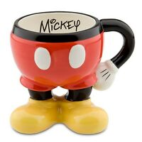 Disney Parks Best Of Mickey Mouse Pants Coffee Mug / Cup Free Shipping