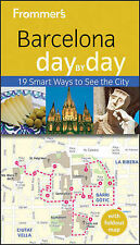 Good, Frommer's Barcelona Day by Day (Frommer's Day by Day - Pocket), Schlecht,