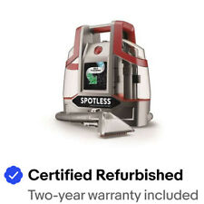 Hoover Spotless Portable Carpet & Upholstery Cleaner (Certified Refurbished)