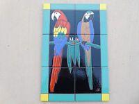 Catalina Tile Parrot The Macaws Taylor Malibu San Jose