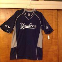 York Yankees Mlb Short Sleeve T-shirt Size Medium,