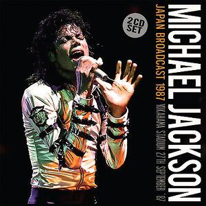 Details about MICHAEL JACKSON New 2019 UNRELEASED 1989 BAD TOUR JAPAN LIVE  CONCERT 2 CD SET