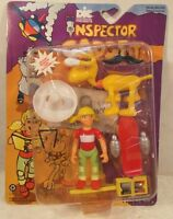 Inspector Gadget Penny & Her Dog Brain Action Figures With Skateboard Tiger