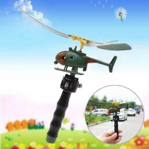 Pull-String-Handle-Educational-Helicopter-Fun-Outdoor-Baby-Kids-Boy-Toys-Gift-ca