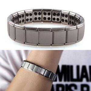 Pulsera-elastica-acero-titanio-para-hombres-mujeres-brazalete-salud-energetica
