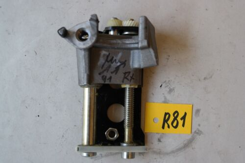 SL R129 Kopfstütze Kopflehne Mechanik Getriebe rechts 1298600288  Bis Bj 94