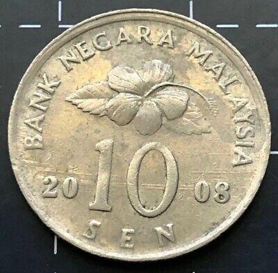 bank negara malaysia coin 10 sen