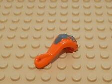 Lego Minifigure Head Piece Ninjago Snike Hood #45