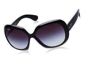 53a27a37fa9 Image is loading Ray-ban-Women-Mod-4098-Sunglasses-60-Black