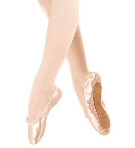 Bloch Womens Debut I Satin Ballet Shoes