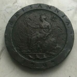 1797-Great-Britain-2-Pence-Cartwheel-Thick-Copper