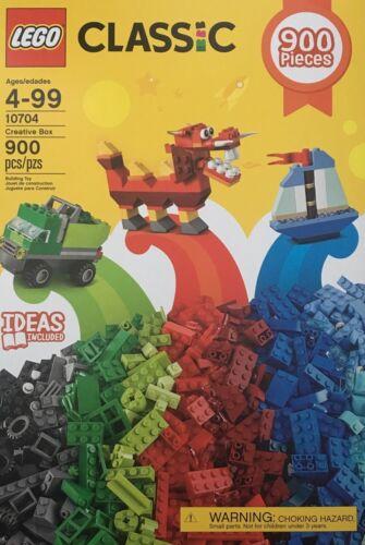 LEGO XXL 10704 Classic Creative New In Box 900pcs22