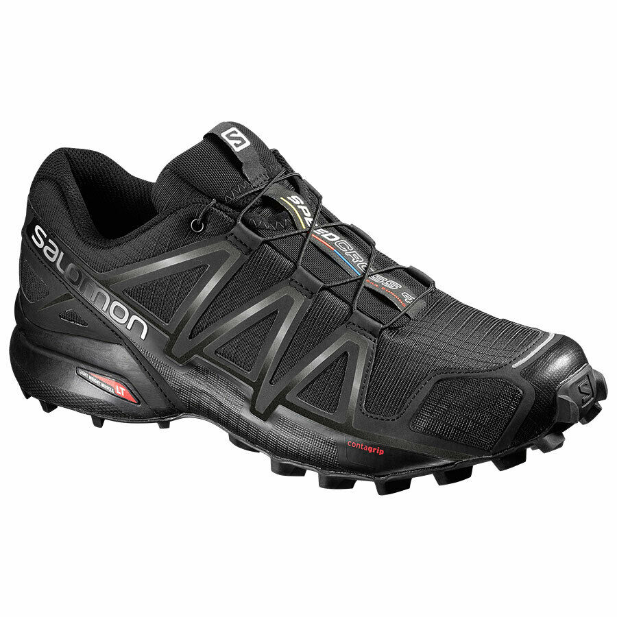 Salomon Gin 4 45-48 Mens Trail Running Outdoor Trekking chaussures New OVP
