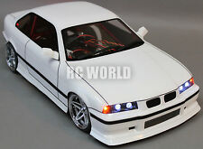 1/10 RC Car DRIFT Body Shell  BMW E36 M3  Body w/ Light Buckets