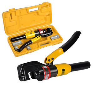 8-Ton-Hydraulic-Cable-Crimper-Wire-Crimping-Tool-Kit-4mm-70mm-9-Die