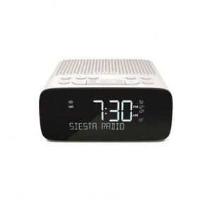 Details about Pure Siesta S2 DAB+ Digital/FM Radio Alarm Clock (UK/EU) -  Graphite
