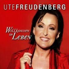 UTE FREUDENBERG - WILLKOMMEN IM LEBEN  CD ++++++++++SCHLAGER+++++++++NEU