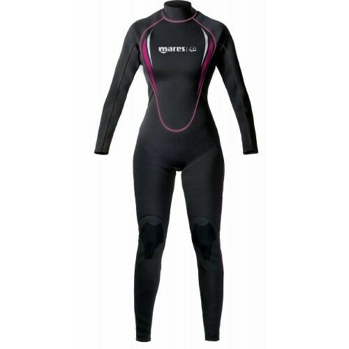 Mares Wetsuit Steamer Manta Lady 2.2mm 412529 Dive Gear Suits Women